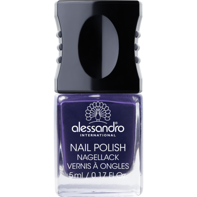 alessandro Nail Polish 158 Blackberry küünelakk 5ml