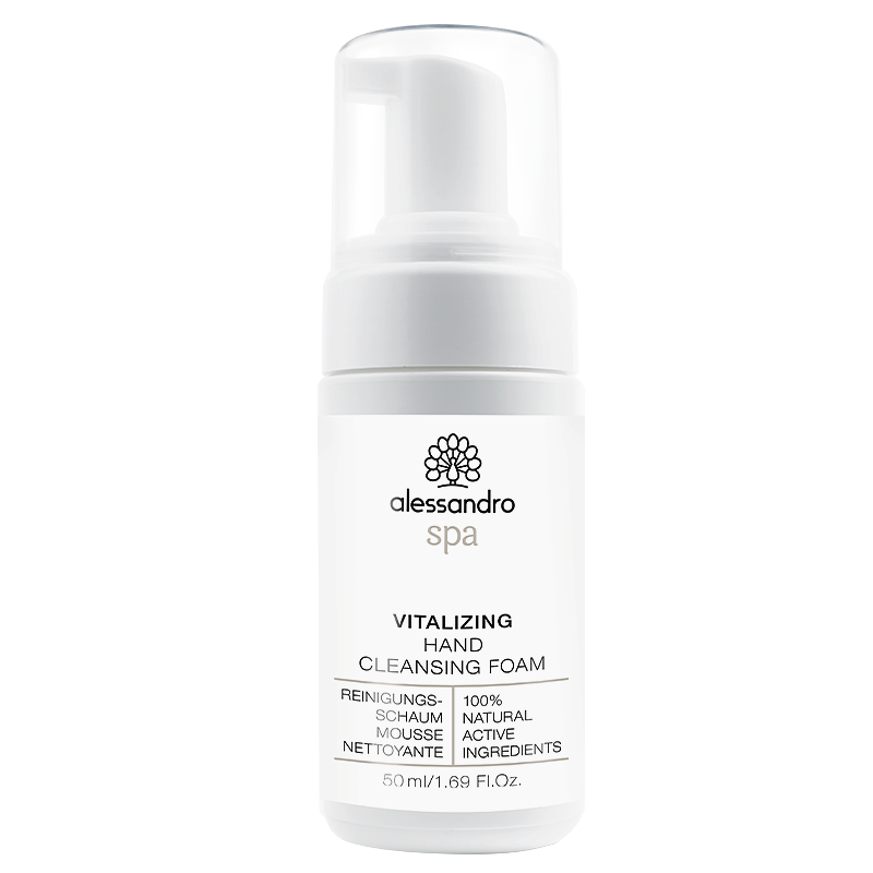 alessandro SPA HAND Vitalizing Hand Cleansing Foam