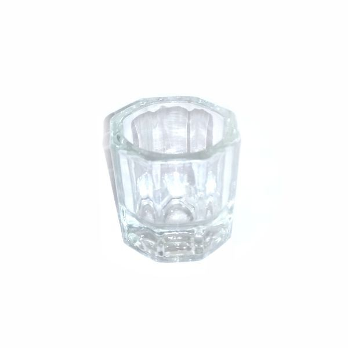 Combinal kandiline klaaskauss silmavärvi segamiseks 1tk