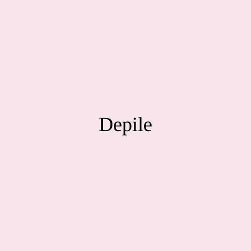Depiléve Roll-on Bronze Wax for Men DF meestevaha roll-on vahapadrun