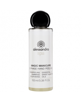 Alessandro SPA HAND Magic Manicure 2-Phase Handpeel - 2-faasiline kätekoorija, 100ml