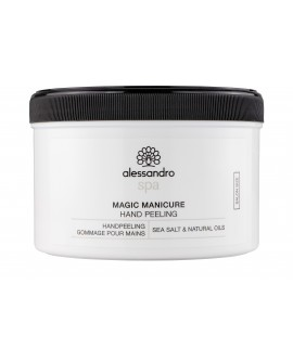 Alessandro SPA HAND Magic Manicure Handpeeling - kätekoorija, 450ml