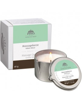 PINO MASSAGE CANDLE COCONUT MINT