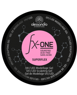 alessandro Fx One Superflex Gel 50g