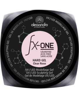 alessandro Fx One Hard Gel Rose