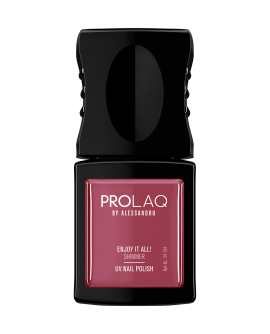 Alessandro Prolaq 134 Enjoy It All - UV/LED geellakk, 8ml