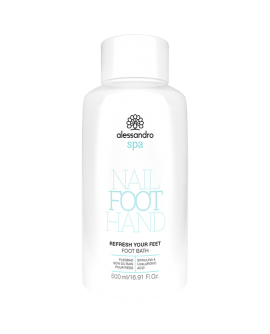 alessandro SPA FOOT Refresh your feet Foot Bath - värskendav jalavannikontsentraat, 500ml