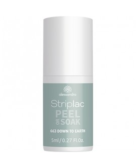 Alessandro Striplac Peel or Soak Life Colours Down to Earth (Shimmer), 5ml