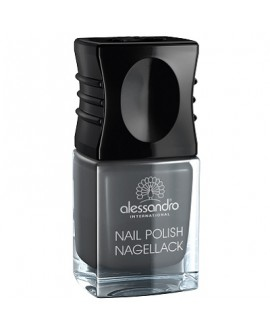 alessandro Nail Polish 76 New York Grey küünelakk