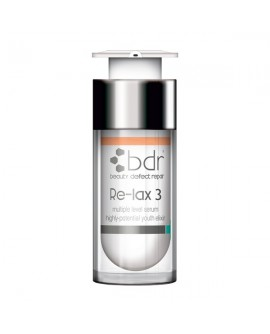 BDR Re-lax 3 firming serum nahka pinguldav noorendav seerum 30ml