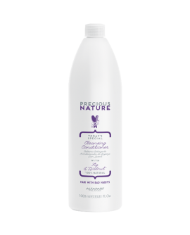 Alfaparf Precious Nature Bad Hair Habits Cleansing Conditioner puhastav palsam raskesti käsitletavatele juustele 1000ml