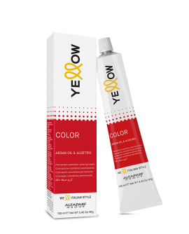 YELLOW Color Permanent