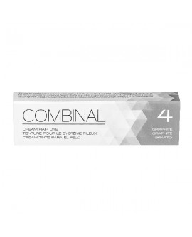 Combinal Eyelash Dye Grey - ripsme- ja kulmuvärv hall 15ml