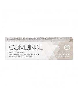 Combinal Eyelash Dye Light Brown ripsme- ja kulmuvärv helepruun 15ml