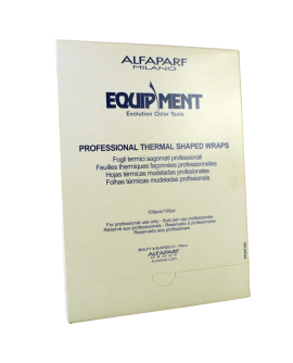 Alfaparf Equipment professional Thermal Shaped Wraps (100 tk karbis)