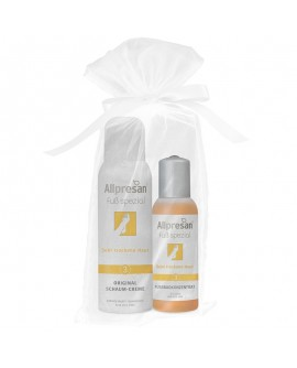 Allpresan Skincair Set Almond Hand 100ml + Shower Xmas2020 100ml