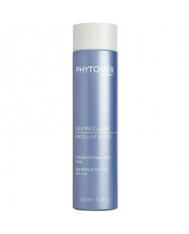 Phytomer Micellar Water Eye Makeup Removal Solution - Mitsellaarvesi silmameigi eemaldamiseks 150ml