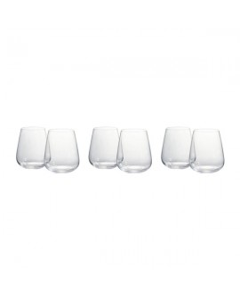 VitaJuwel 6 glass set komplekt veeklaase 6tk