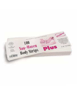 Depiléve Non-woven Body Strips Plus vahatamispaber Plus 7.5x23cm