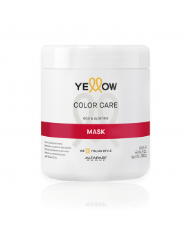 Yellow Color Care Mask