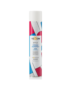 YELLOW Style Strong Hairspray, 500 ml